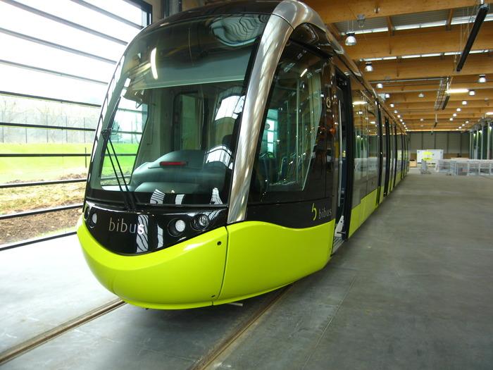 Journées du patrimoine 2017 - Bibus : Visite guidée de l'atelier de maintenance tram