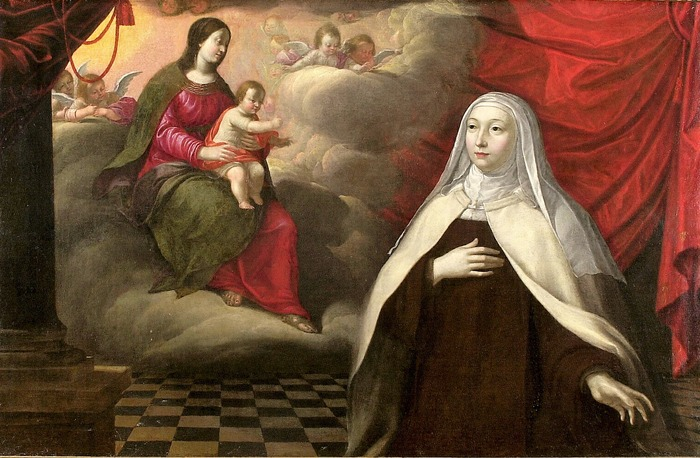 Bienheureuse Marie de l'Incarnation - Mme Acarie