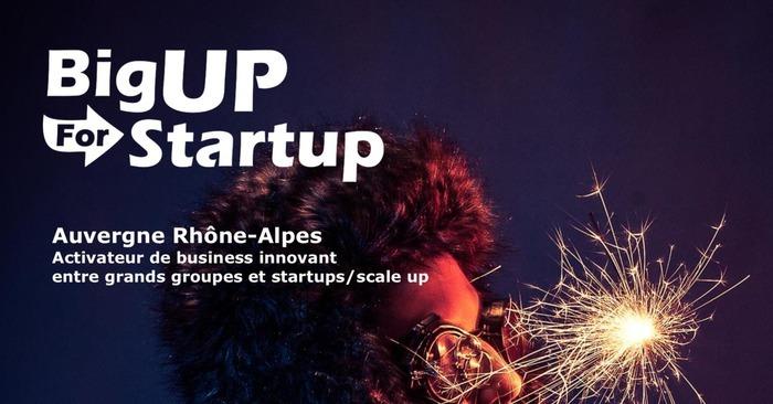 BigUp For Startup AURA - 14 Novembre 2018
