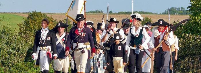 Journées du patrimoine 2018 - Bivouacs et scènes des guerres de Vendée 1793 - 1794