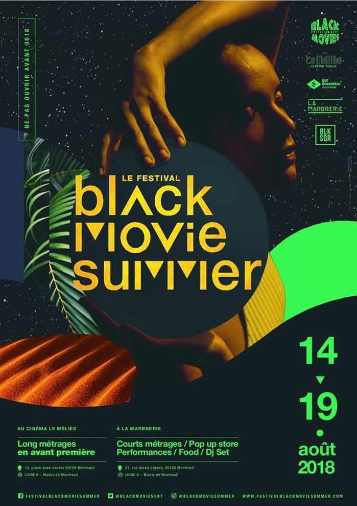 BLACK MOVIE SUMMER AU MELIES DE MONTREUIL