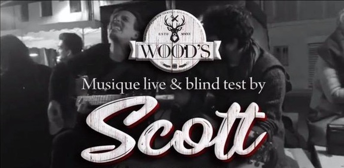 Blind test live by Scott
