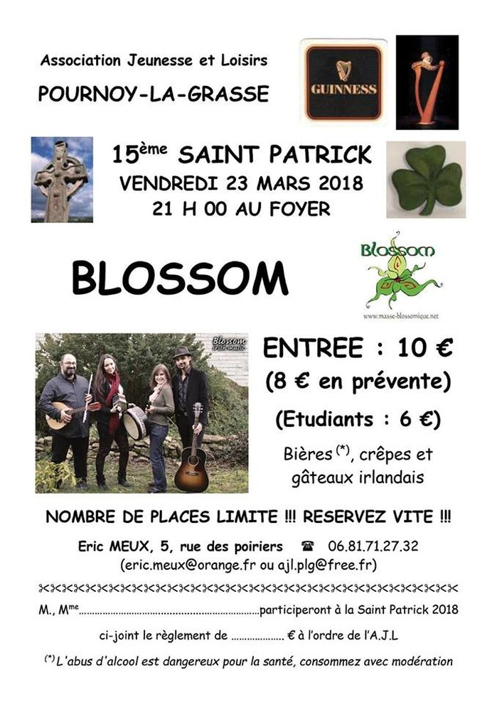 Blossom (Saint Patrick)