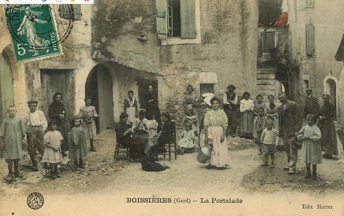 Journées du patrimoine 2018 - Boissières et son histoire
