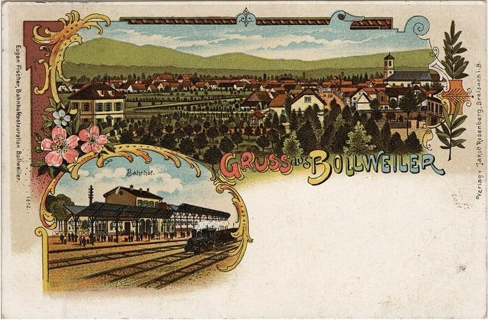 Journées du patrimoine 2018 - « Bollwiller en 1914-1918 »