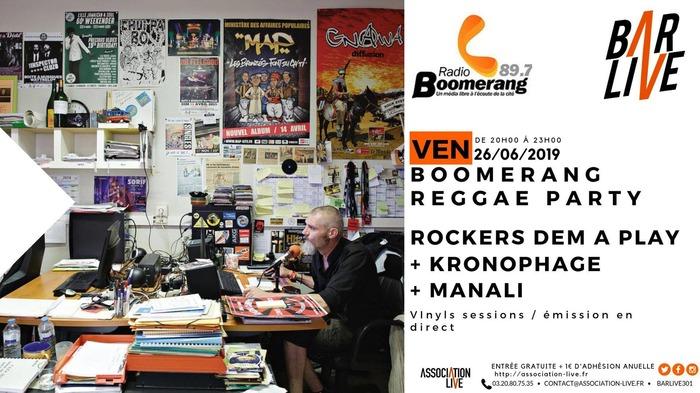Boomerang Reggae Party