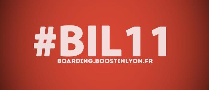 BoostinLyon recrute 7 nouveaux projets pour sa 11ème promotion !