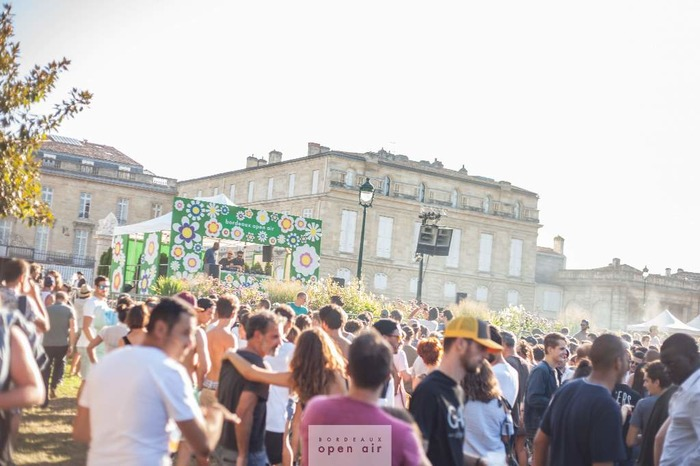 BORDEAUX OPEN AIR invite Londres
