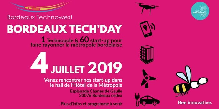 Bordeaux Tech' Day 2019