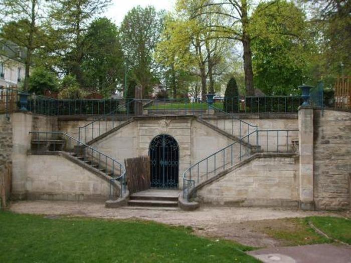 Journées du patrimoine 2018 - Bosquet d'Amphitrite et Nymphée