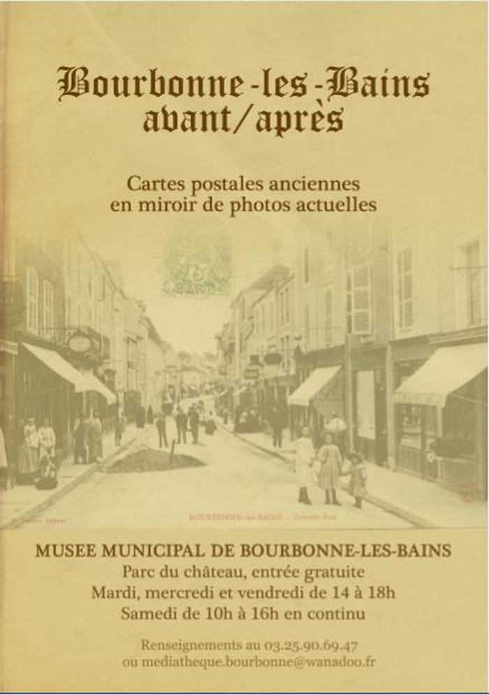 Crédits image : Ville de Bourbonne les Bains