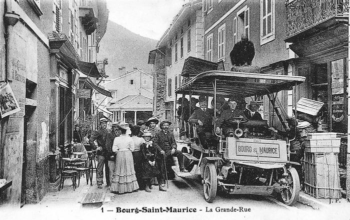 Crédits image : Archive Les Arcs Bourg Saint Maurice Tourisme