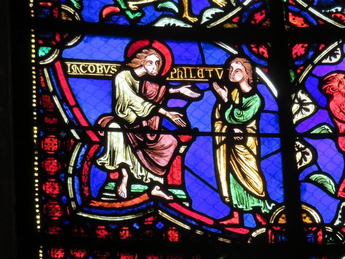 Journées du patrimoine 2018 - Bourges sur le chemin de saint Jacques