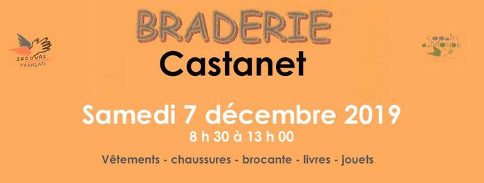 Braderie Castanet
