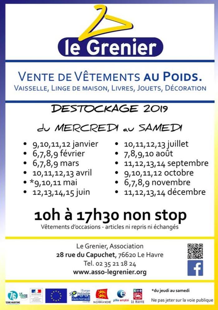 Calendrier Des Vide Grenier 2020.L Agenda Des Foires A Tout En Seine Maritime