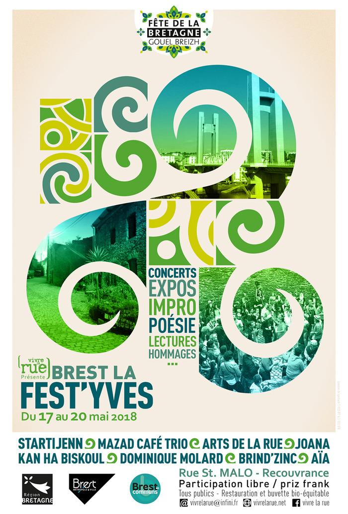 Brest la Fest'Yves 2018 - Gouel Breizh