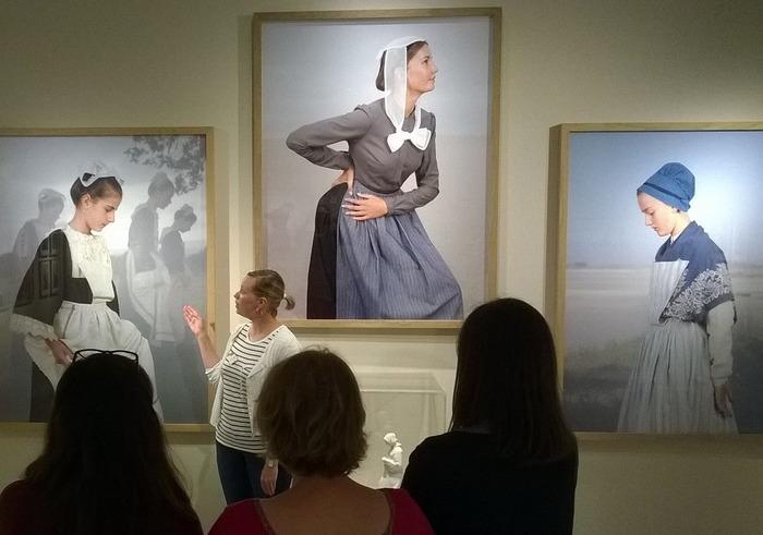 Journées du patrimoine 2018 - Bretonnes sous toutes les coutures