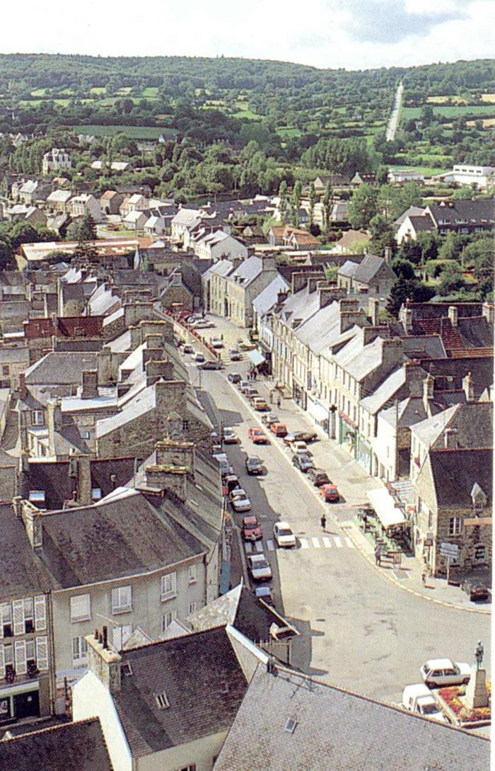 Journées du patrimoine 2018 - Circuit : Bricquebec au Moyen-Âge, par le Pays d'art et d'histoire du Clos du Cotentin