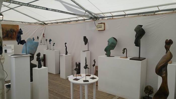 Journées du patrimoine 2017 - Bronzes au château de La Fare