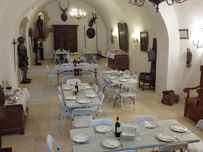 Journées du patrimoine 2018 - Une cuisine historique dans un lieu historique