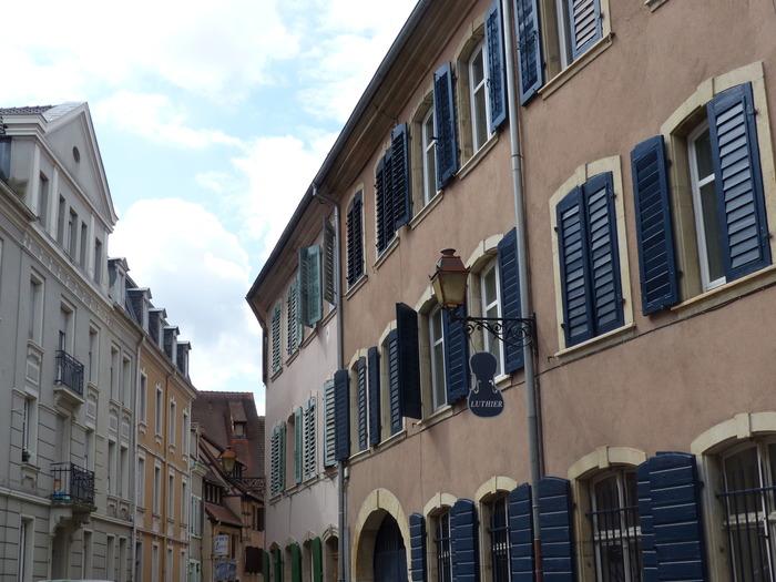 Journées du patrimoine 2018 - C'était la rue des manufactures...