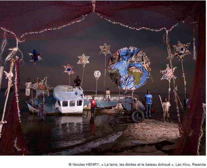 Cabanes autour du monde : une exposition de Nicolas Henry à la VOZ'Galerie