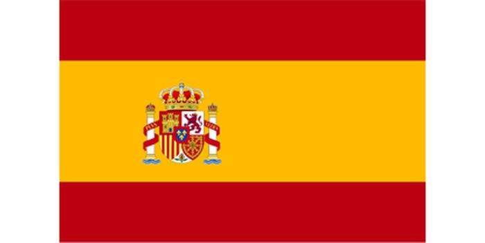 Café européen sur l'Espagne