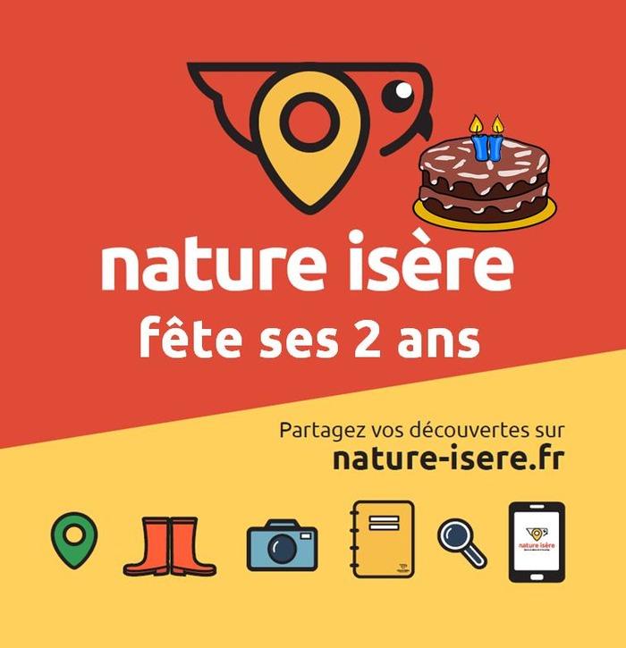 Journées du patrimoine 2018 - Café-rencontre autour des deux ans de Nature isère.