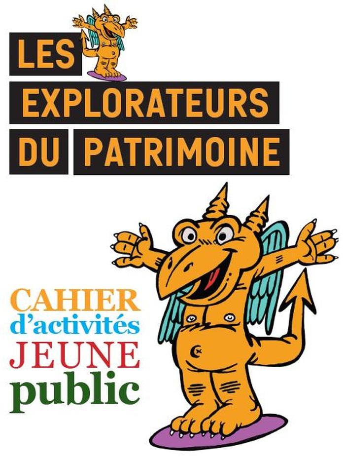 Journées du patrimoine 2018 - Cahier d'activités Jeune Public