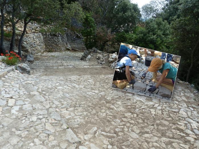 Journées du patrimoine 2018 - CALADE et taille de pierres, TOUT UN ART !