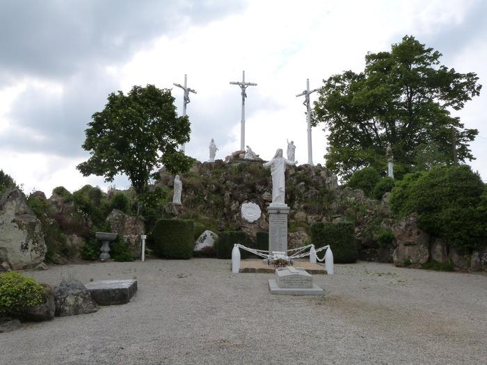 Journées du patrimoine 2018 - Calvaire de Louisfert