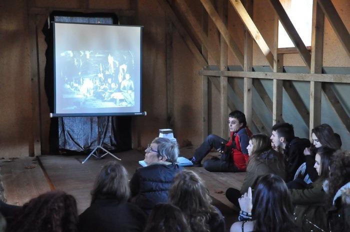 Journées du patrimoine 2018 - Camp de Gurs, visite guidée et projection