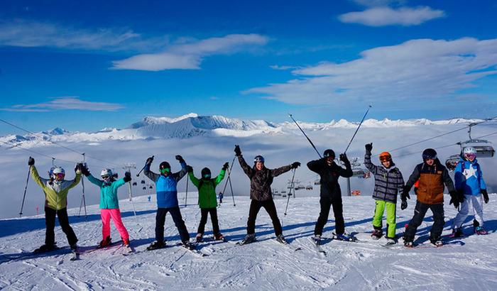 Camp Ski et Prière