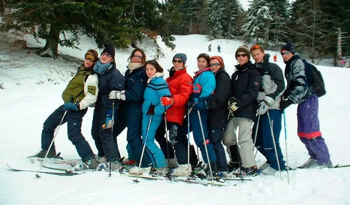 Camp Ski-Prière (de 5e à Terminale)