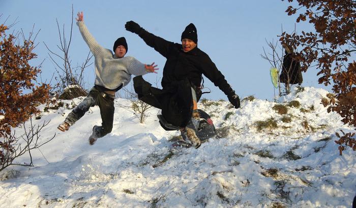 Camp Ski-Prière pour les 8 à 12 ans