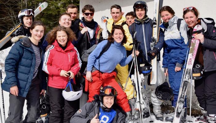 Camp Ski-Prière n°1