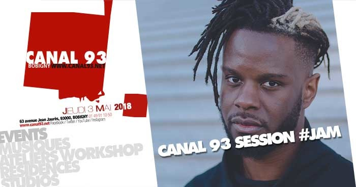 CANAL 93 Sessions #Jam