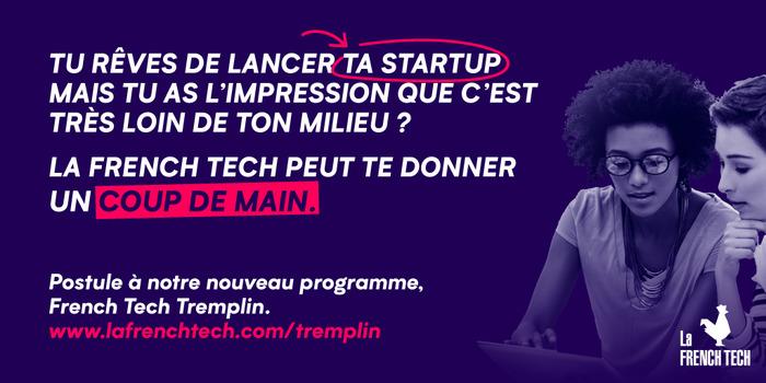 Candidatez au French Tech Tremplin