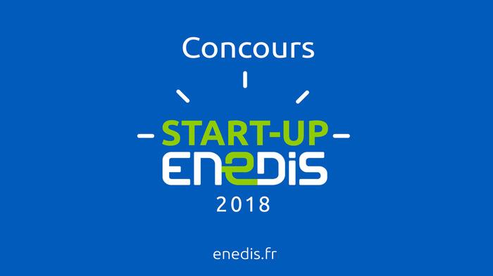 Candidatez pour le Concours Start-up Enedis avant le 11 juin !