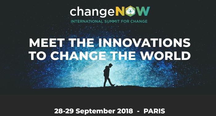 Candidatez pour rejoindre le plus grand rassemblement international des startups for good : ChangeNOW