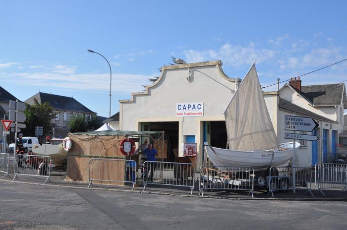 Journées du patrimoine 2017 - Visite de l'atelier de restauration de bateaux traditionnels