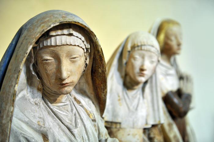 Journées du patrimoine 2018 - Visite libre : ensemble statuaire du XVe siècle