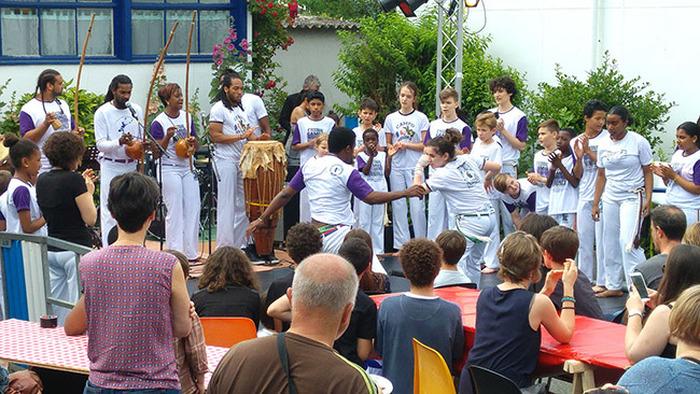 Capoeira Parents-Enfants