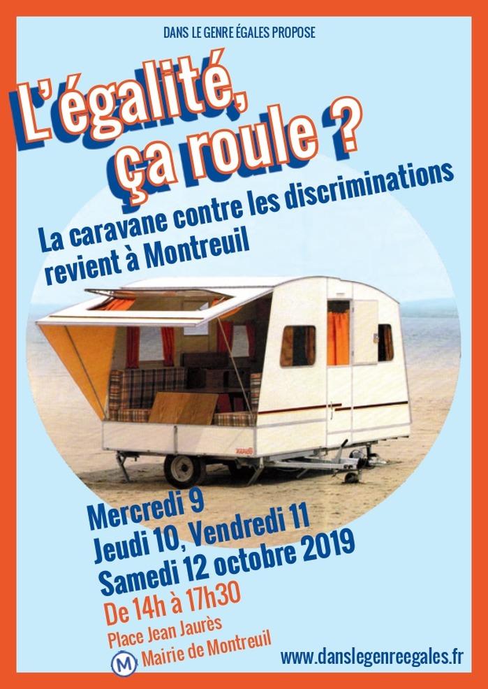 Caravane contre les discriminations