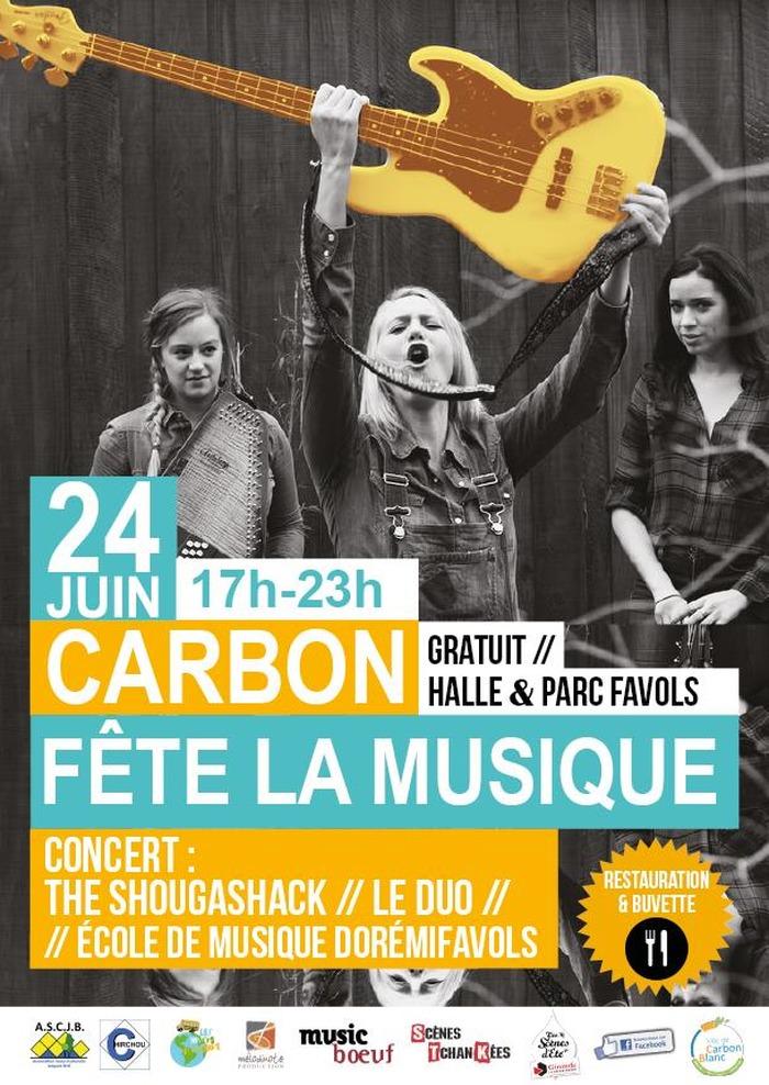Carbon fête la musique