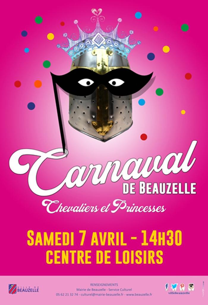 Carnaval à Beauzelle - Samedi 7 Avril