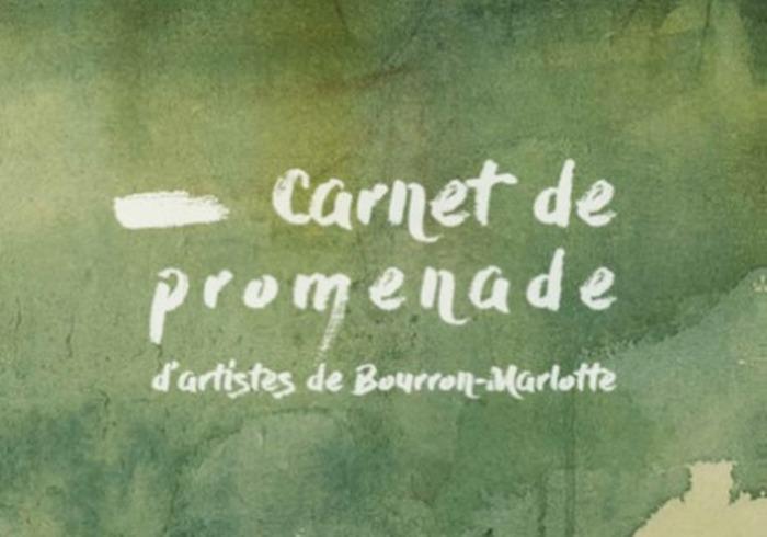 Journées du patrimoine 2018 - Carnet de promenade d'artistes à l'Atelier Delort