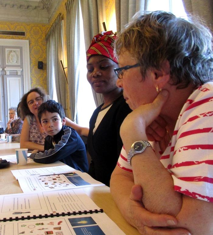 Journées du patrimoine 2018 - Ateliers intergénérationnels : présentation des carnets de voyage