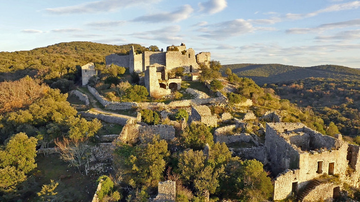 Journées du patrimoine 2018 - Château d'Allègre