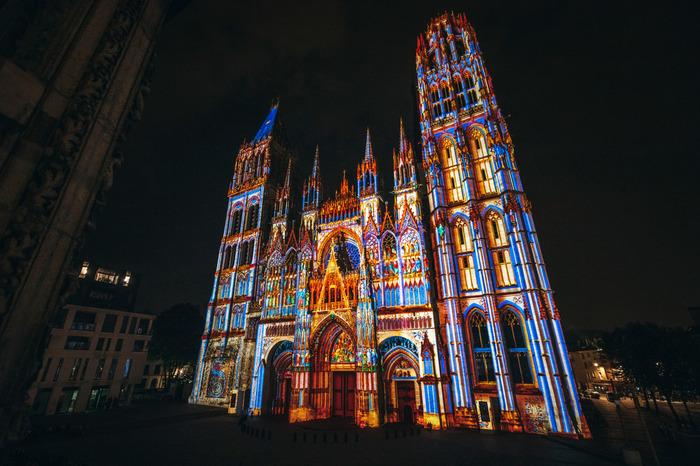 Cathédrale de lumière